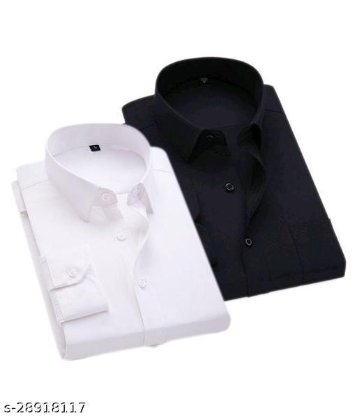 Trendy Elegant Men Shirts