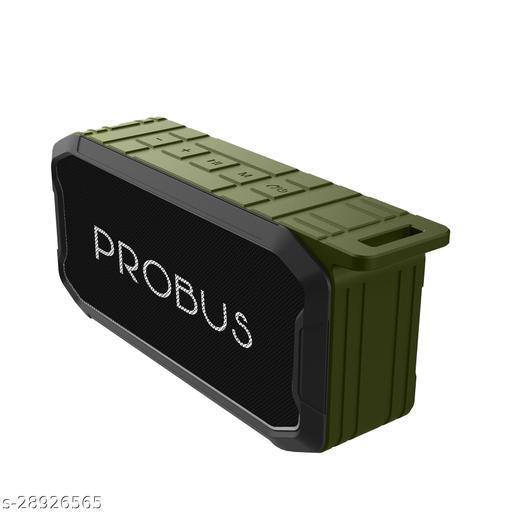 Probus Waterproof Portable Bluetooth Speaker