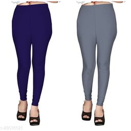 Glamarous Women Leggings(Size:-28 to 38)(Colour And Design Will Not Same As Photo Always All The Time)