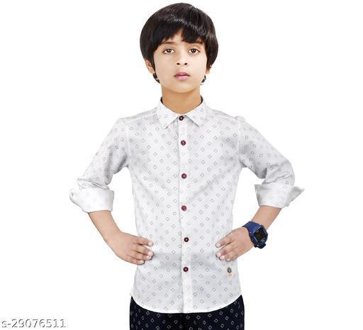 Trendy Boys Shirts