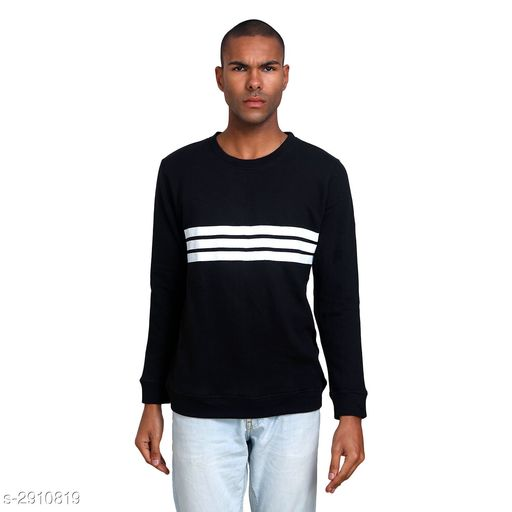 Fashionable Fleece Sweatshirt