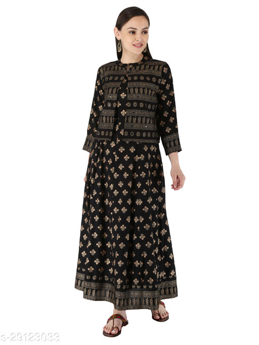 Aishani Alluring Women Ethnic Jackets