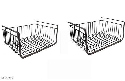 Go Hooked 16-inch Under Shelf Basket