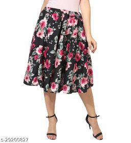 Stylish Modern Women Western Skirts