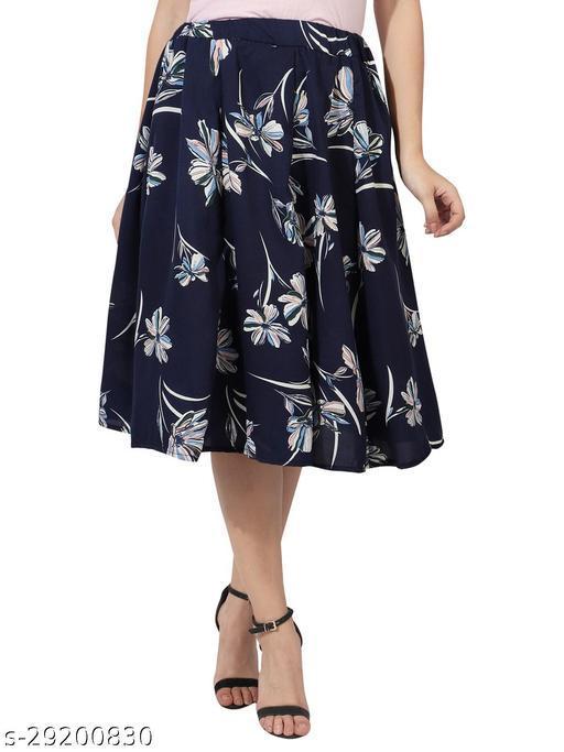 Elegant Fashionista Women Western Skirts