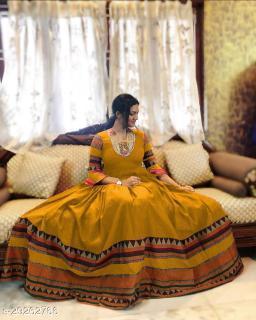 Comfy Designer Women Gowns