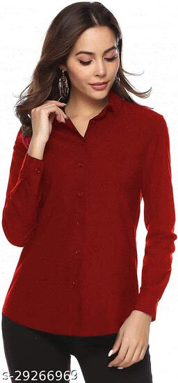 Fancy Feminine Women Shirts