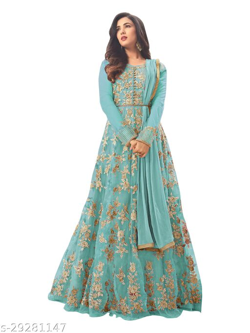 Designer  Gown For WomenAnd Girls