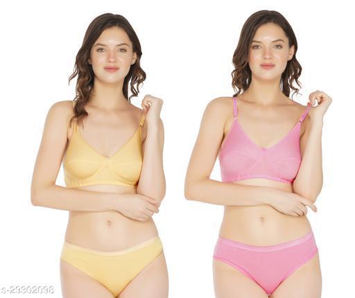 Women Pack of 2 Bikini Panties