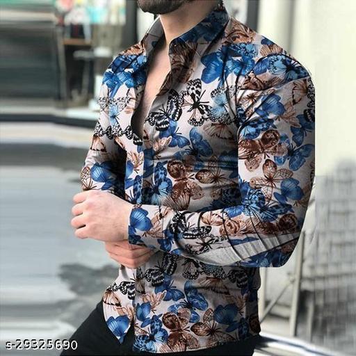 Pretty Modern Men Shirt Fabric
