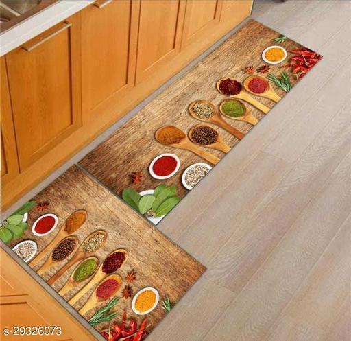 Trendy Kitchen Mat