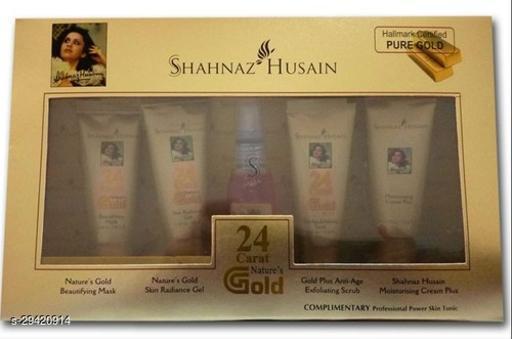 New shahnaaz hussain Gold facial kit 55 gm