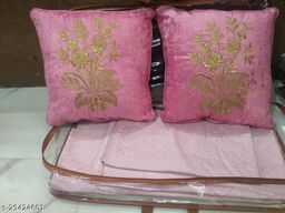 EMBROIDED 5 PC  Bedding set