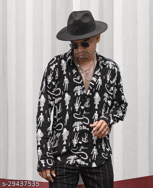 Urbane Designer Men Shirt