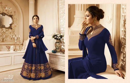 Classy Embroidered Suits & Dress Material