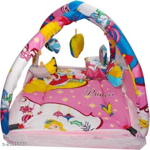 Baby Mosquito Net and Play gym for new born and infant