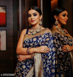 Trendy Classy Women's Saree Vol 8
