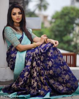 Kashavi Graceful Silk Saree Vol 16