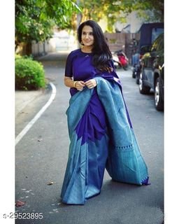 Zari Woven Baanarasi Silk saree