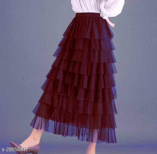 Fashionable Unique Women Western Skirts