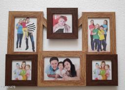 Stylish Wooden Photo Frame