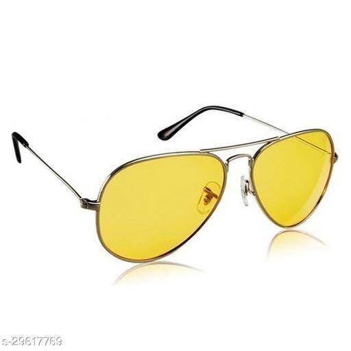 Unisex Aviator Sunglasses