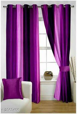 Trendy Polyester Door Curtain