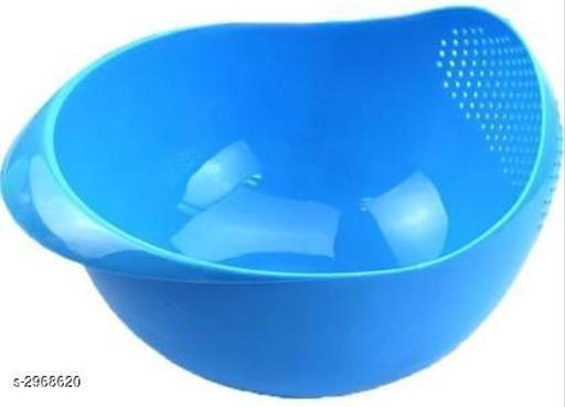 Basic Washing Bowl With Strainer