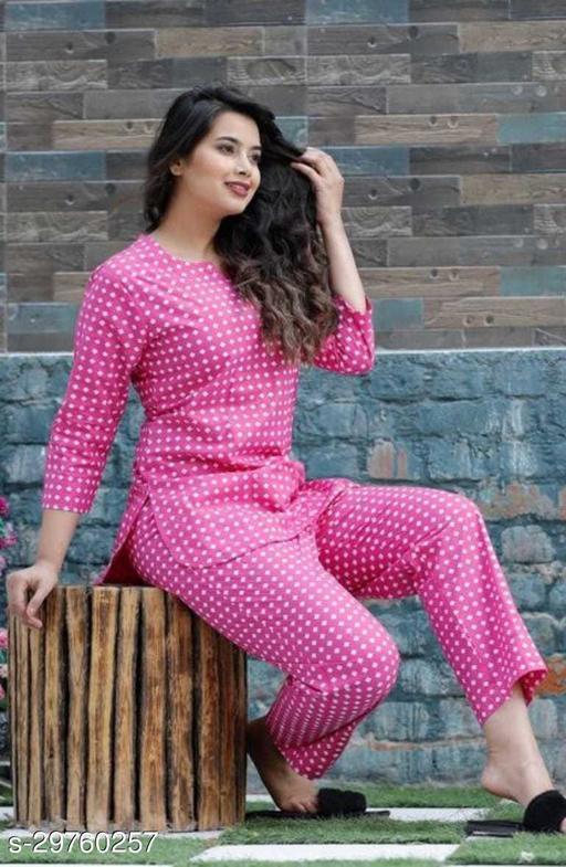 Trendy Stylish Women Nightsuits