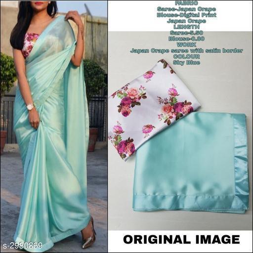 Trendy Sana Silk Women's Sarees
