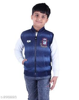 Fancy Kid's Cotton Jackets