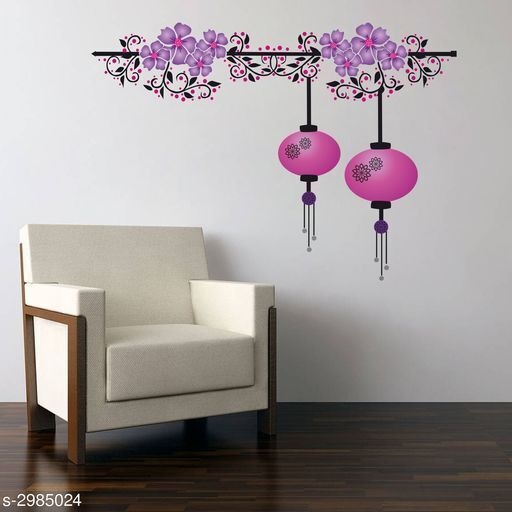 Home Trendy Stylish Designer Vinyl Wall Sticker