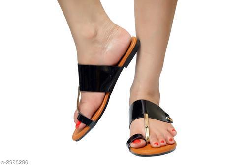 Flats Fancy Women's Flat Sandals   *Material* Upper Material  *IND Size* IND - 3, IND - 4, IND - 5, IND - 6, IND - 7  *Description* It Has 1 Pair Of Women's Flat Sandal  *Sizes Available* IND-8, IND-3, IND-4, IND-5, IND-6, IND-7 *   Catalog Rating: ★3.8 (5)  Catalog Name: Fancy Women's Flat Sandals Vol 11 CatalogID_407507 C75-SC1071 Code: 023-2986290-999
