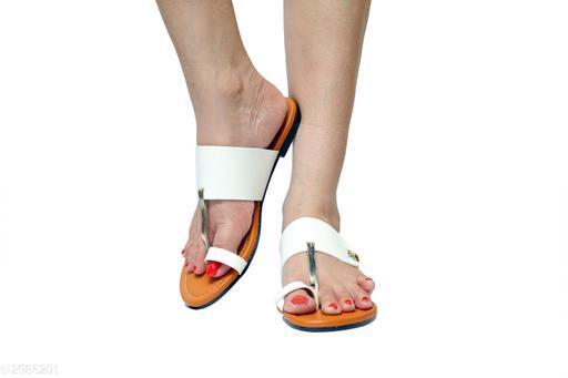 Flats Fancy Women's Flat Sandals   *Material* Upper Material  *IND Size* IND - 3, IND - 4, IND - 5, IND - 6, IND - 7  *Description* It Has 1 Pair Of Women's Flat Sandal  *Sizes Available* IND-3, IND-4, IND-5, IND-6, IND-7 *   Catalog Rating: ★3.8 (5)  Catalog Name: Fancy Women's Flat Sandals Vol 11 CatalogID_407507 C75-SC1071 Code: 023-2986291-999