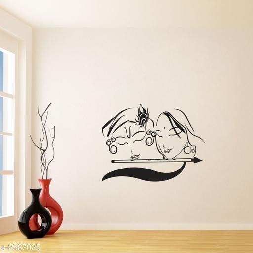 Voguish Elegant Vinyl Wall Sticker