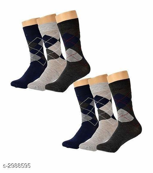 Comfy Men's Cotton Socks combo