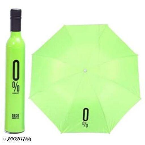 Green Bottle Umbrella