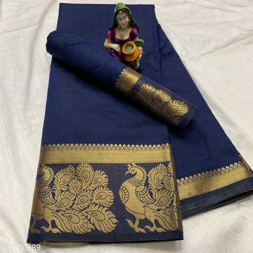 Modern Attractive Kanjivaram Silk Women's Saree