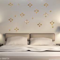 Attractive Acrylic Mirror Wall Sticker