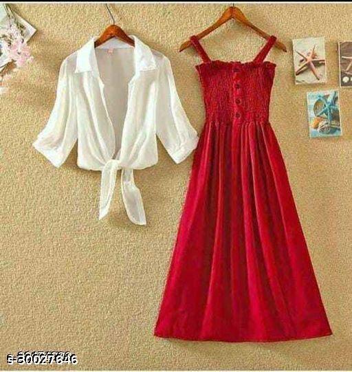 BUY DIFFERENT Classic Glamorous Women Dresses