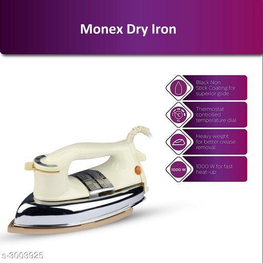 Basic Dry Iron Box