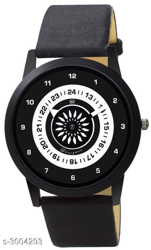 Elegant Analog Men's Watch