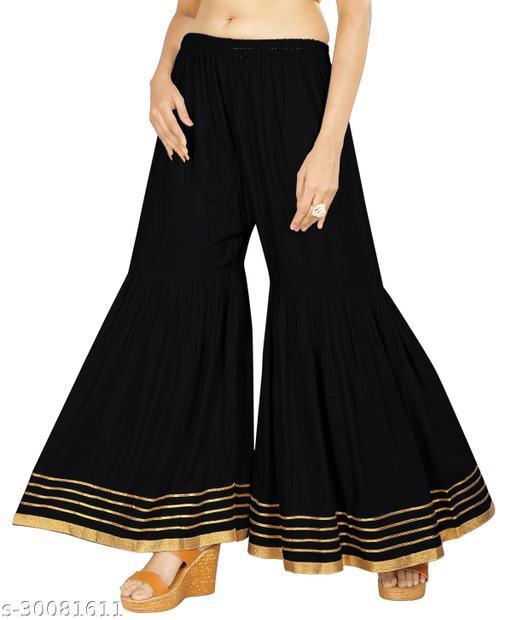 Aagyeyi Fashionable Sharara