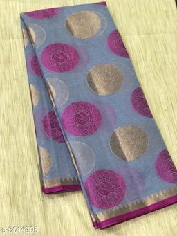 Stylish Cotton Women's Saree