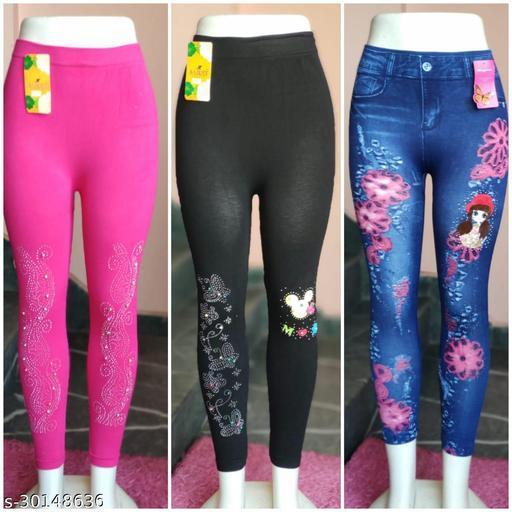 Cute Funky Girls Jeans & Jeggings