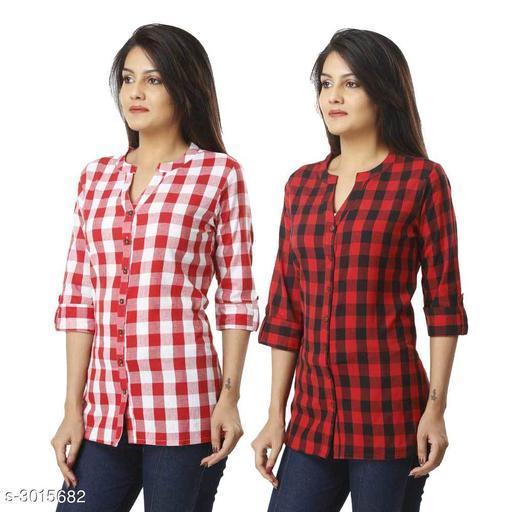 Cotton Women's Shirts