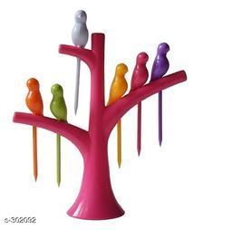 Useful Fruit Fork Set