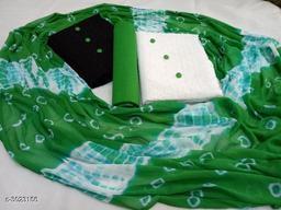 Stylish Cotton Suit & Dress Material
