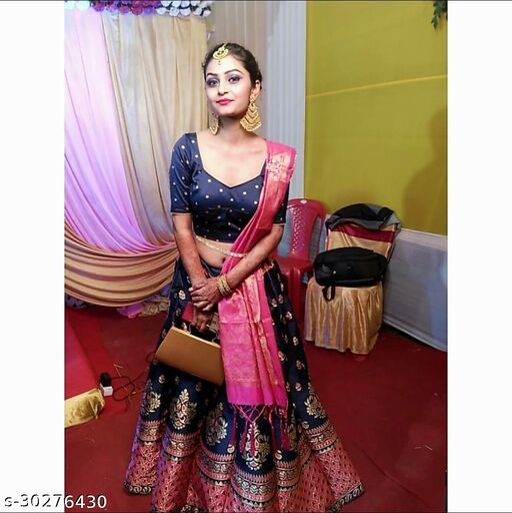 Trendy Sensational Women Lehenga