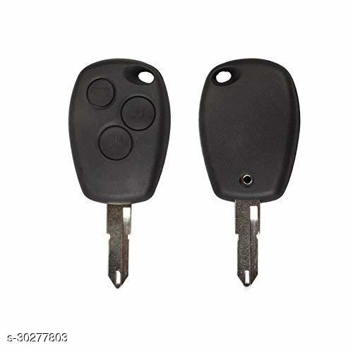 Ossden Replacement Case 3 Button Remote Body Car Key Shell for Renault